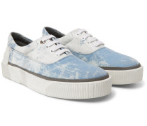Tie-dyed Canvas Sneakers