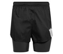 Layered Justice and Coldblack Shorts