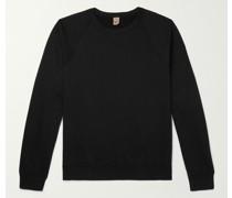 Fleece-Back Supima Cotton-Jersey Sweatshirt