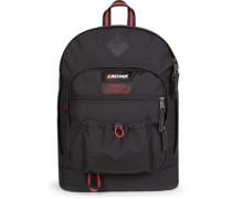 + Stranger Things Logo-Appliquéd Canvas Backpack