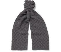 Intrecciato Wool Scarf