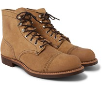 Iron Ranger Roughout Suede Boots