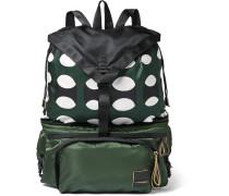 + Porter-yoshida & Co Adjustable Twill Backpack