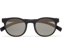 Round-frame Mylon® Sunglasses