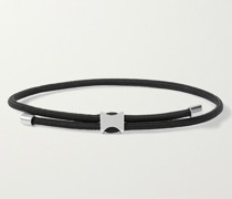 Orson Pull Cord and Gold Vermeil Bracelet