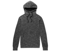 Packable Checked Cotton And Nylon-blend Hooded Anorak