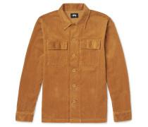 Cotton-corduroy Overshirt