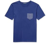 Janelas Slim-fit Cotton-jersey T-shirt
