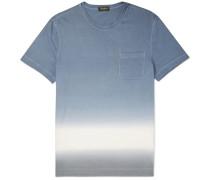Dégradé Cotton-jersey T-shirt