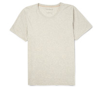 Fairtrade Organic Cotton-jersey Crew Neck T-shirt