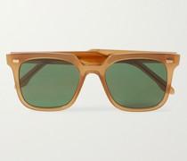 1387 Square-Frame Acetate Sunglasses