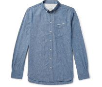 Cotton-Chambray Shirt