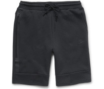 Mesh-print Tech Fleece Shorts