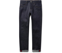Slim-fit Stretch-denim Jeans