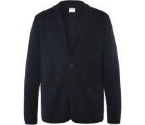 Blue Milano Merino Wool Blazer