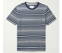 Archive Striped Cotton-Jersey T-Shirt