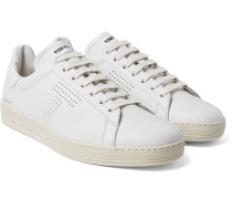 Warwick Full-grain Leather Sneakers