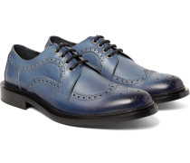 Alec Leather Brogues
