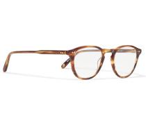 Hampton Round-frame Tortoiseshell Acetate Optical Glasses