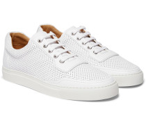 Mr Jones 2 Perforated Leather Sneakers
