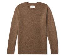 Patrice Mélange Merino Wool Sweater