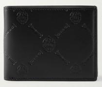 Logo-Dembossed Leather Billfold Wallet
