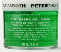 Cucumber Gel Mask Extreme De-Tox Hydrator, 150ml