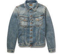 Billy Washed Organic Denim Jacket