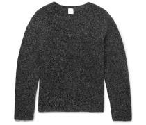 Mélange Bouclé Sweater