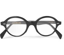 Round-frame Acetate Optical Glasses