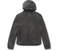 Weatherproof Hooded Shell Jacket