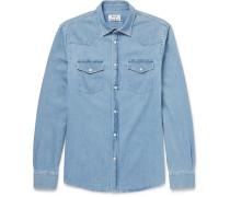 Ewing Denim Western Shirt