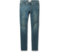 Max Stonewashed Denim Jeans