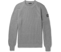 Hurtstone Ribbed Cotton Sweater