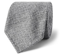 8cm Wool And Cashmere-blend Tie