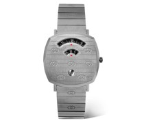 Grip 38mm PVD-Coated Stainless Steel Watch