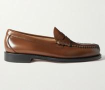 Weejun Heritage Larson Moc Leather Loafers
