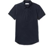 Sebastian Slim-Fit Cotton-Piqué Polo Shirt