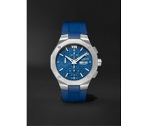 Riviera Baumatic Automatic Chronograph 43mm Stainless Steel and Rubber Watch, Ref. No. M0A10623
