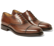 Roccia Leather Oxford Shoes