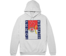 + Tommy Hilfiger Oversized Cotton-jersey Hoodie