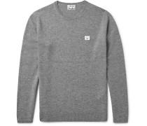 Dasher Mélange Wool Sweater