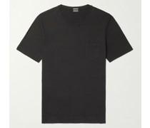 Panarea Slim-Fit Cotton-Jersey T-shirt