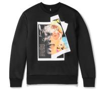 Rocky Elton Printed Scuba-jersey Sweatshirt