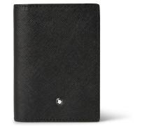 Sartorial Cross-grain Leather Bifold Cardholder