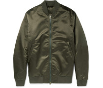 Selo Shell Bomber Jacket