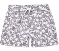 Freijo Short-length Printed Swim Shorts