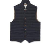 Quilted Waterproof Shell Gilet