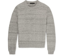 Keath Cotton And Cashmere-blend Sweater