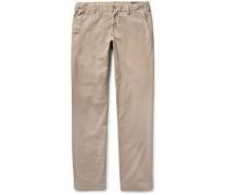 Newport Slim-fit Pima Cotton-twill Chinos